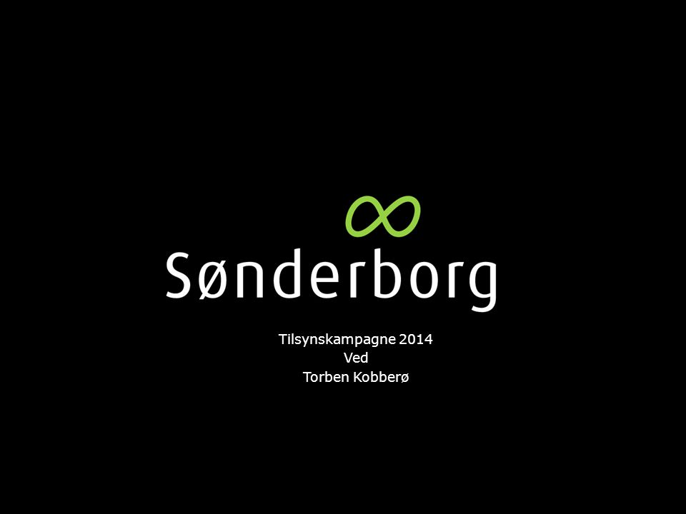Tilsynskampagne 2014 Ved Torben Kobberø