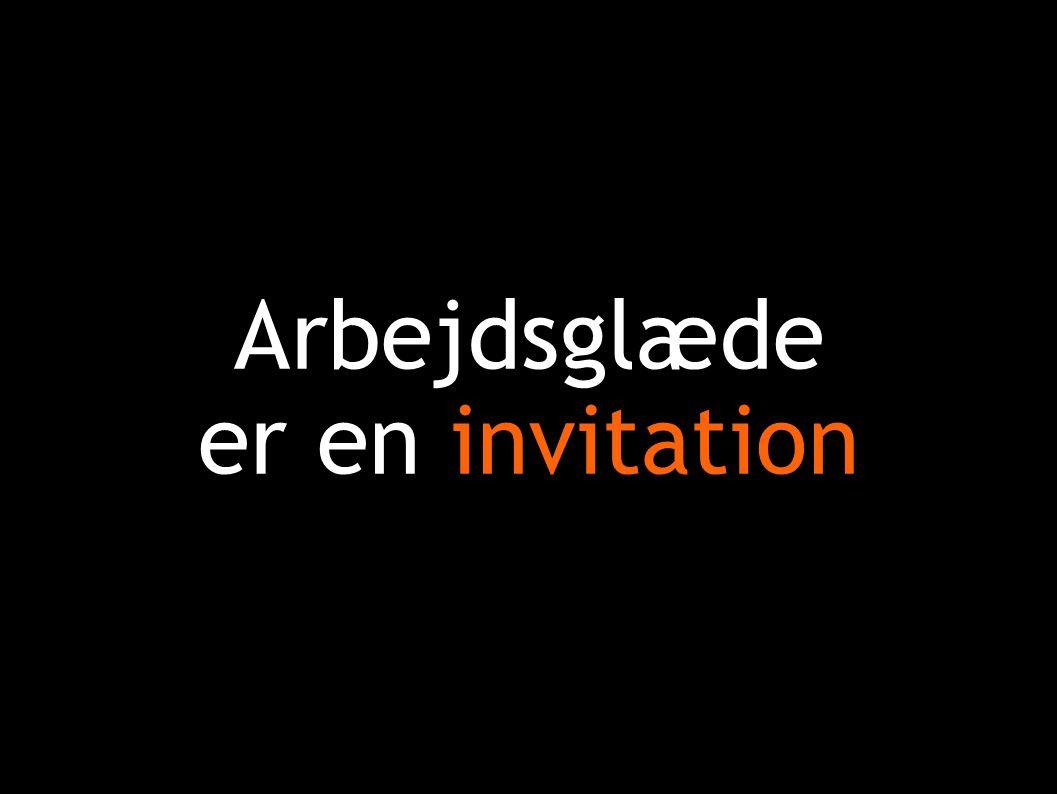er en invitation