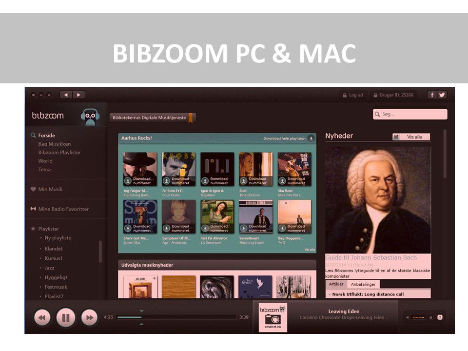 BIBZOOM PC & MAC