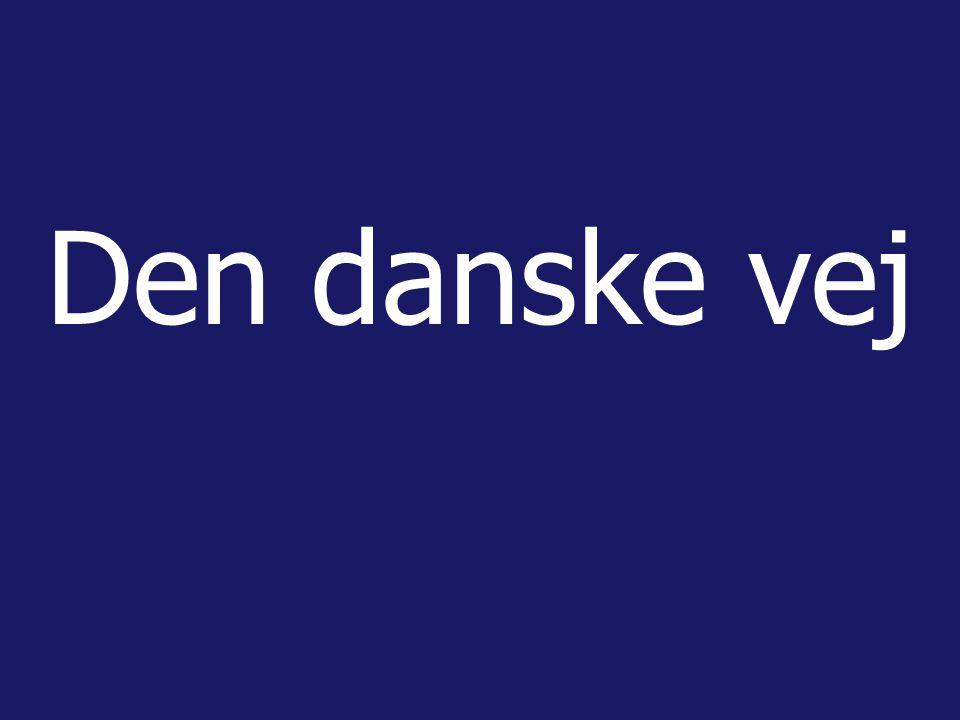 Den danske vej