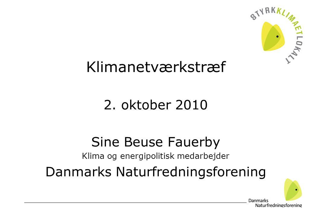 Klimanetværkstræf 2.