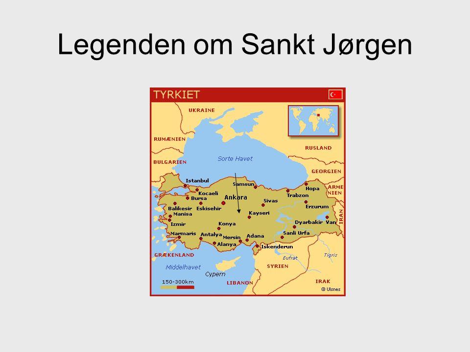 Legenden om Sankt Jørgen