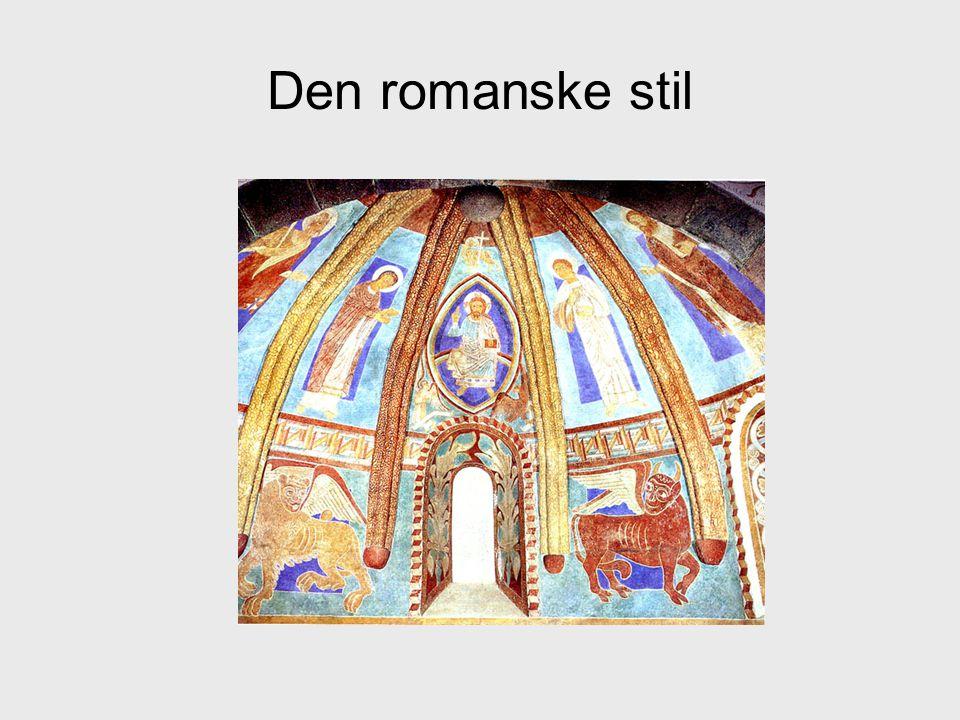 Den romanske stil