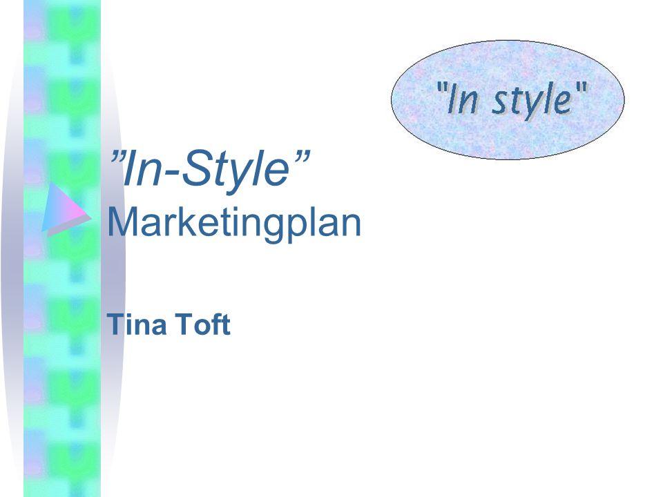 In-Style Marketingplan Tina Toft