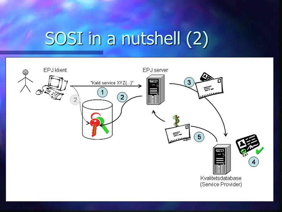SOSI in a nutshell (2)