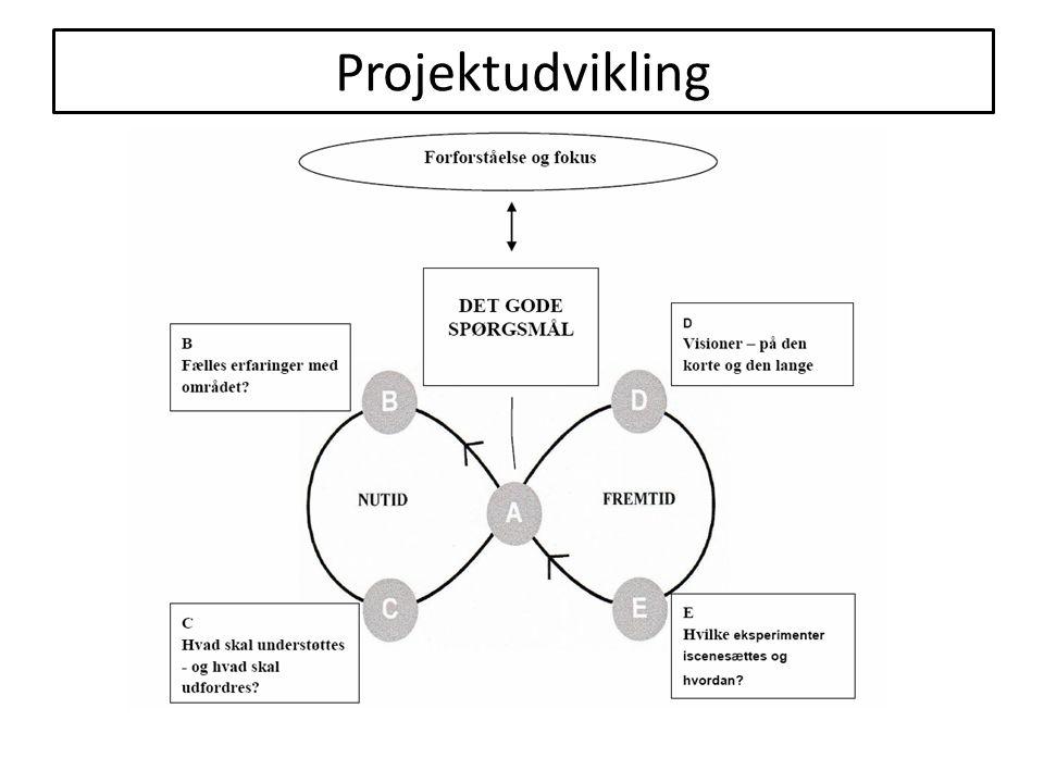 Projektudvikling