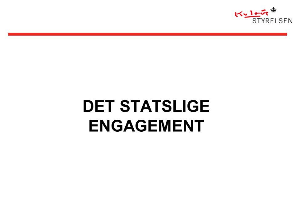 DET STATSLIGE ENGAGEMENT