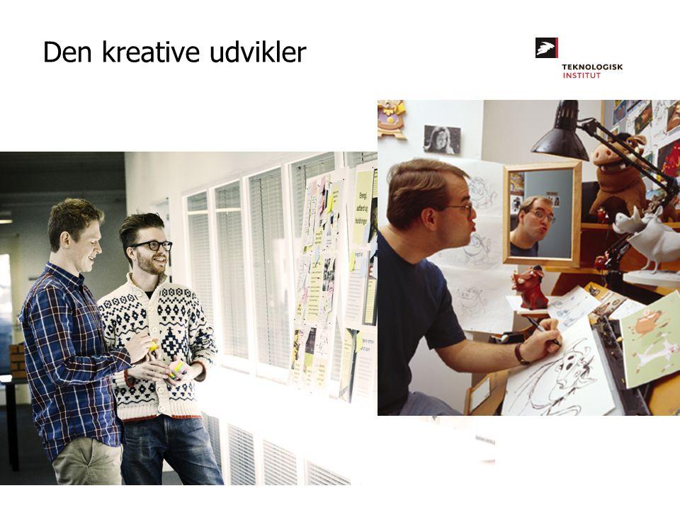 Den kreative udvikler