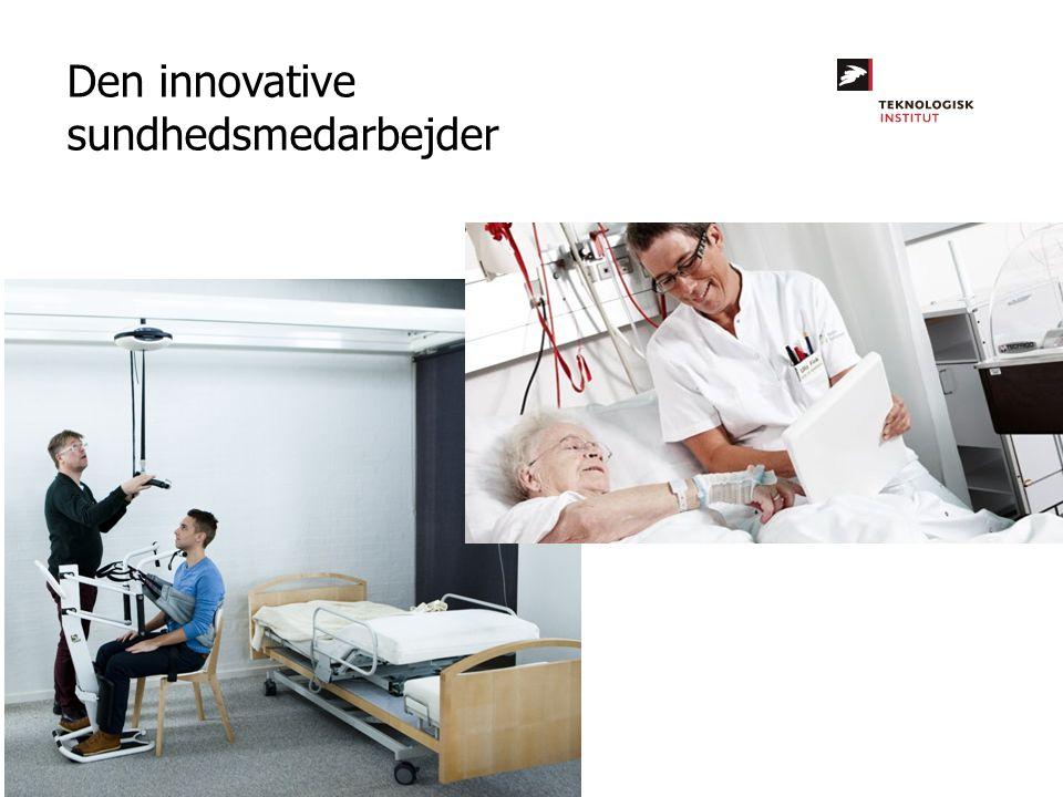 Den innovative sundhedsmedarbejder
