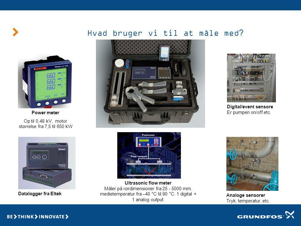 Datalogger fra Eltek Analoge sensorer Tryk, temperatur, etc.