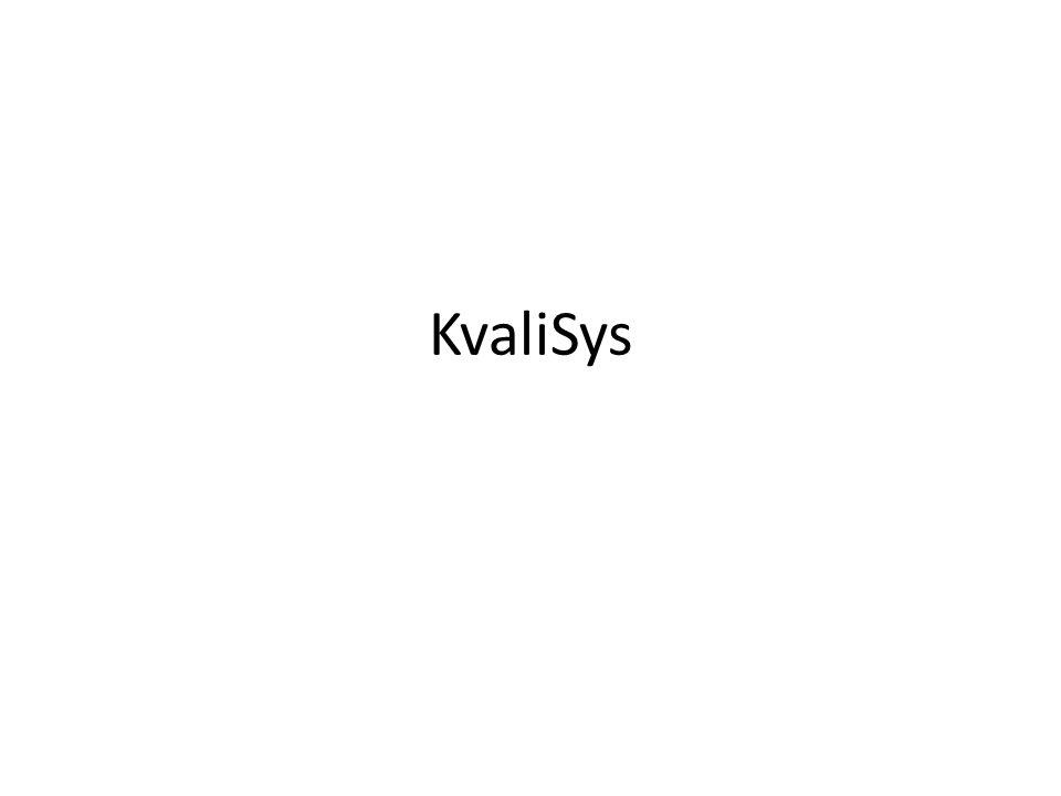 KvaliSys