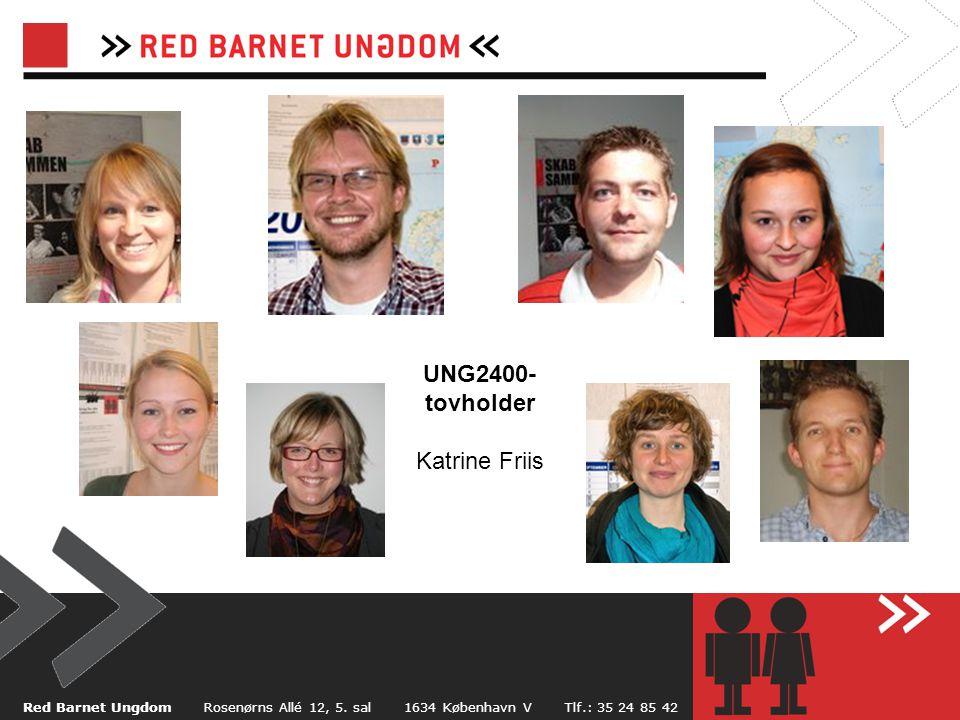 UNG2400- tovholder Katrine Friis