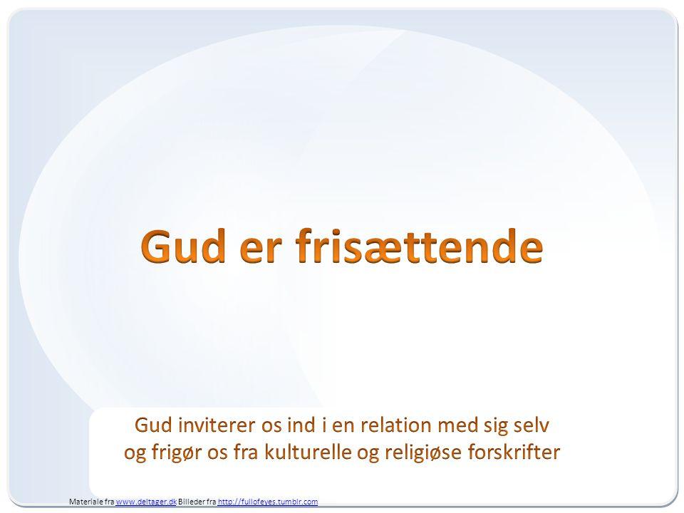 Materiale fra www.deltager.dk Billeder fra http://fullofeyes.tumblr.comwww.deltager.dkhttp://fullofeyes.tumblr.com