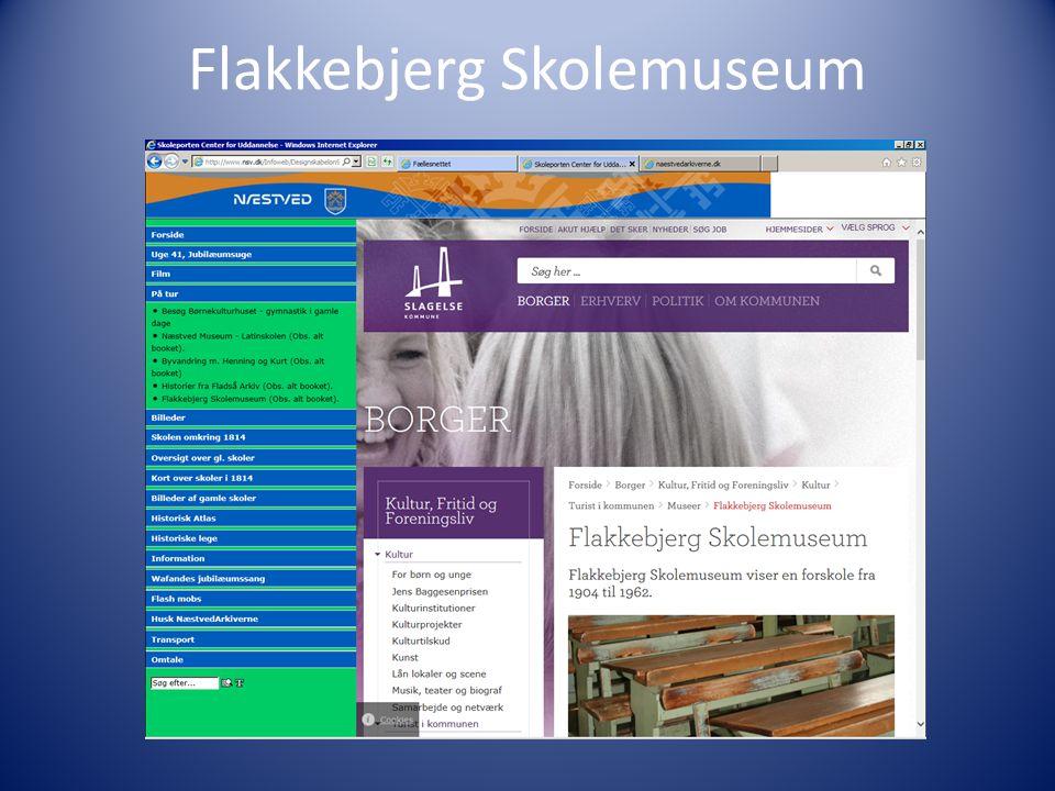 Flakkebjerg Skolemuseum