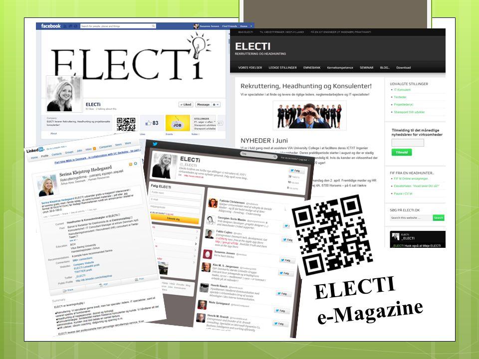 ELECTI e-Magazine