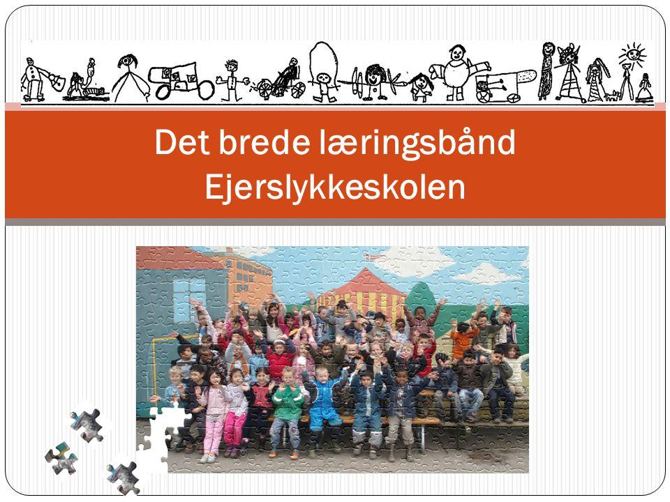 Det brede læringsbånd Ejerslykkeskolen