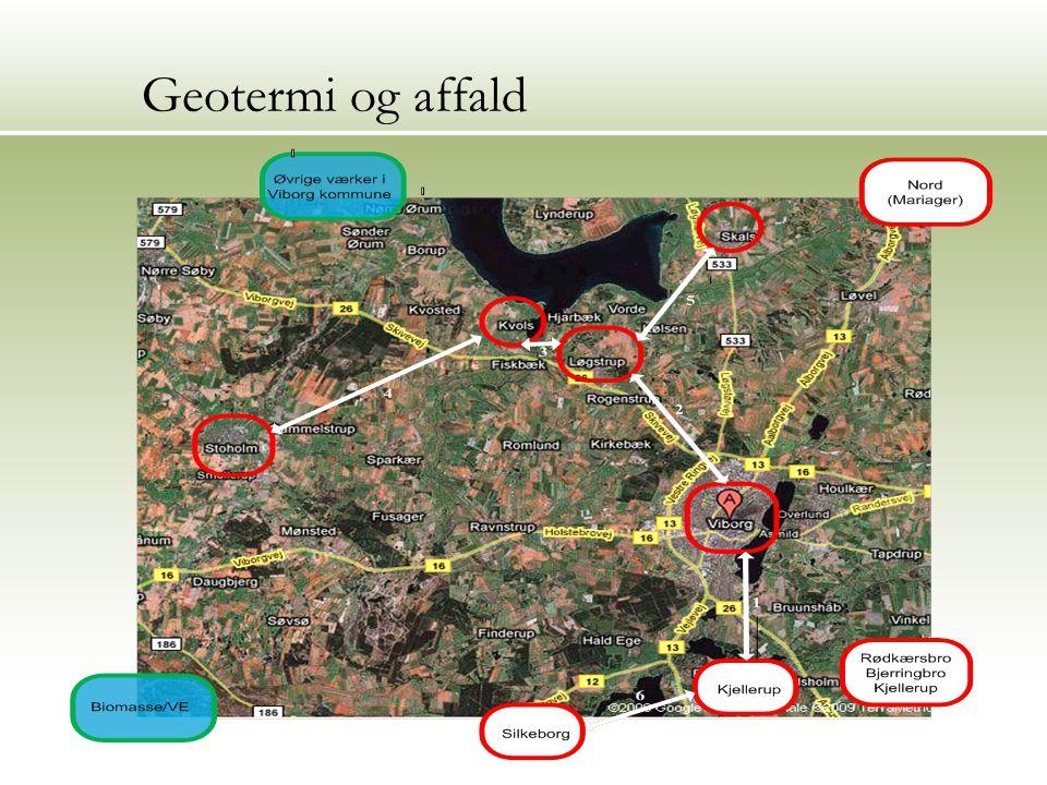 Geotermi og affald