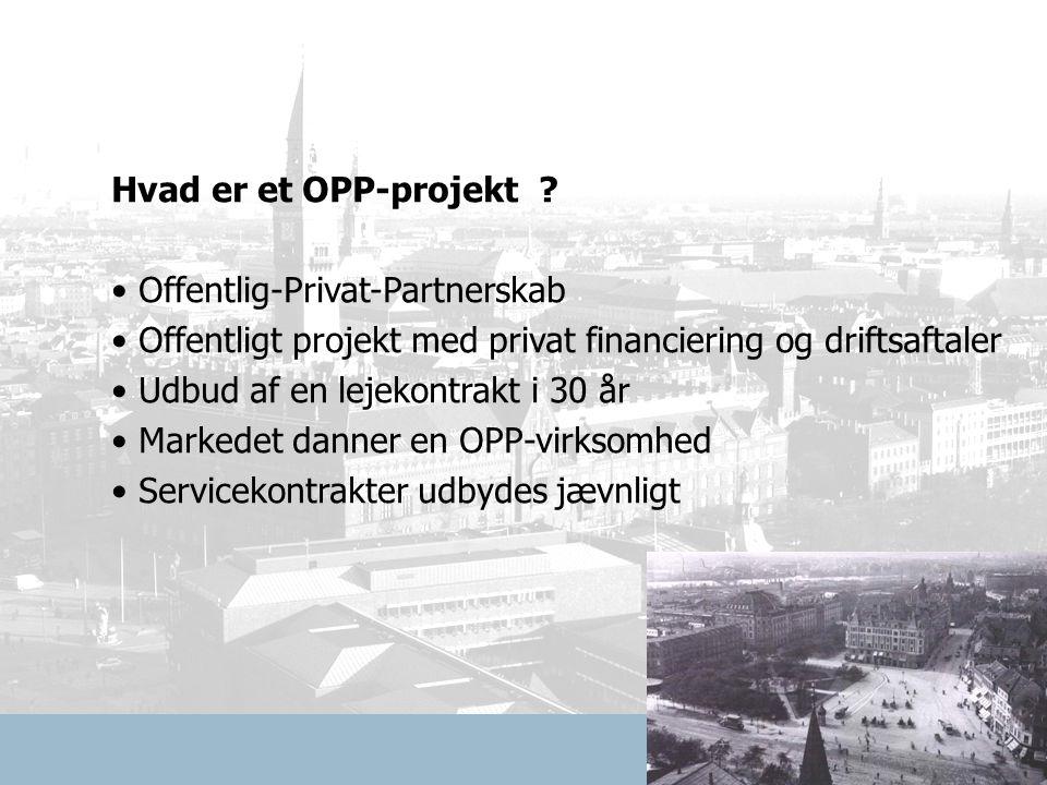 Hvad er et OPP-projekt .