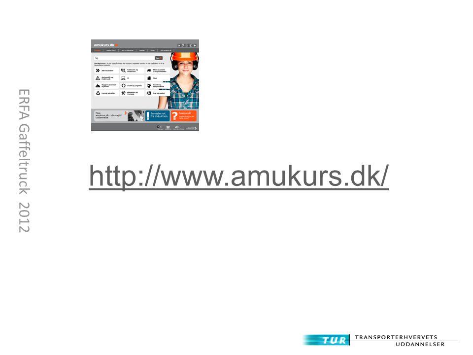 http://www.amukurs.dk/ ERFA Gaffeltruck 2012