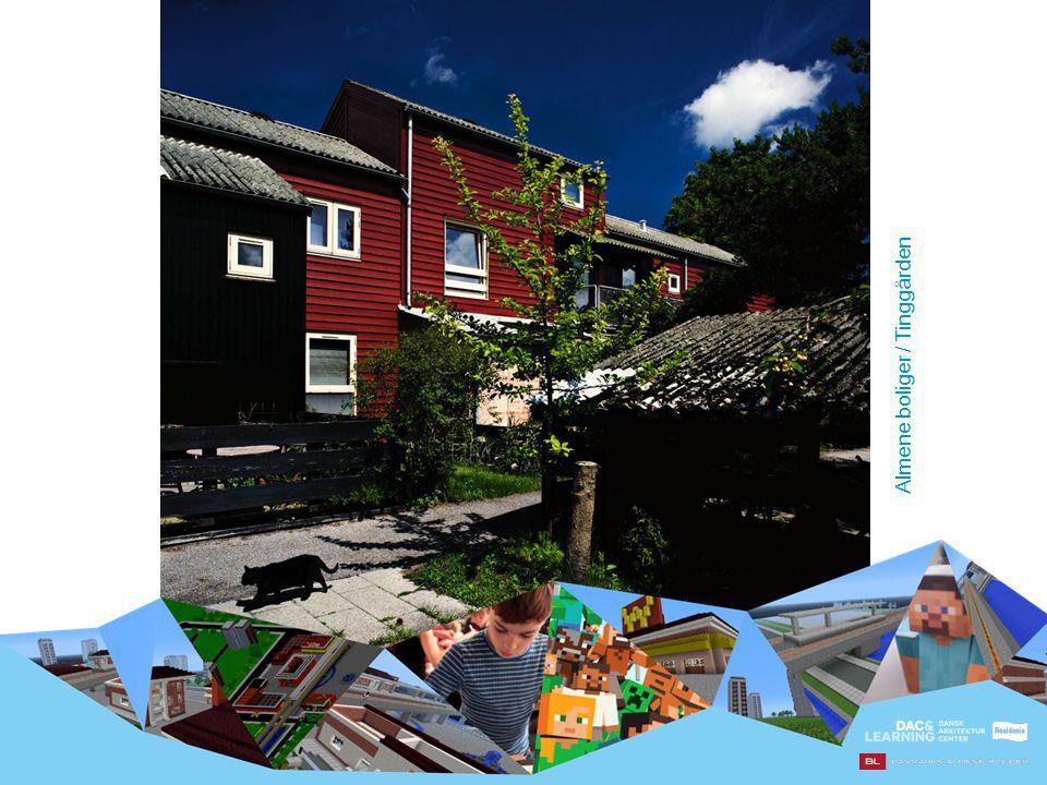 Almene boliger / Tinggården