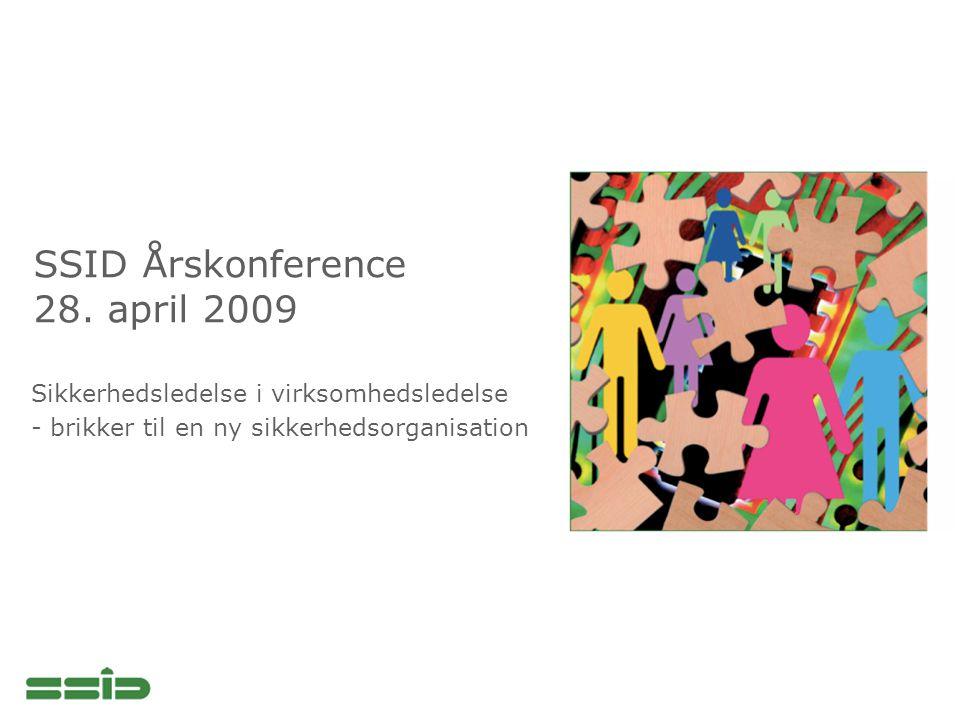 SSID Årskonference 28.