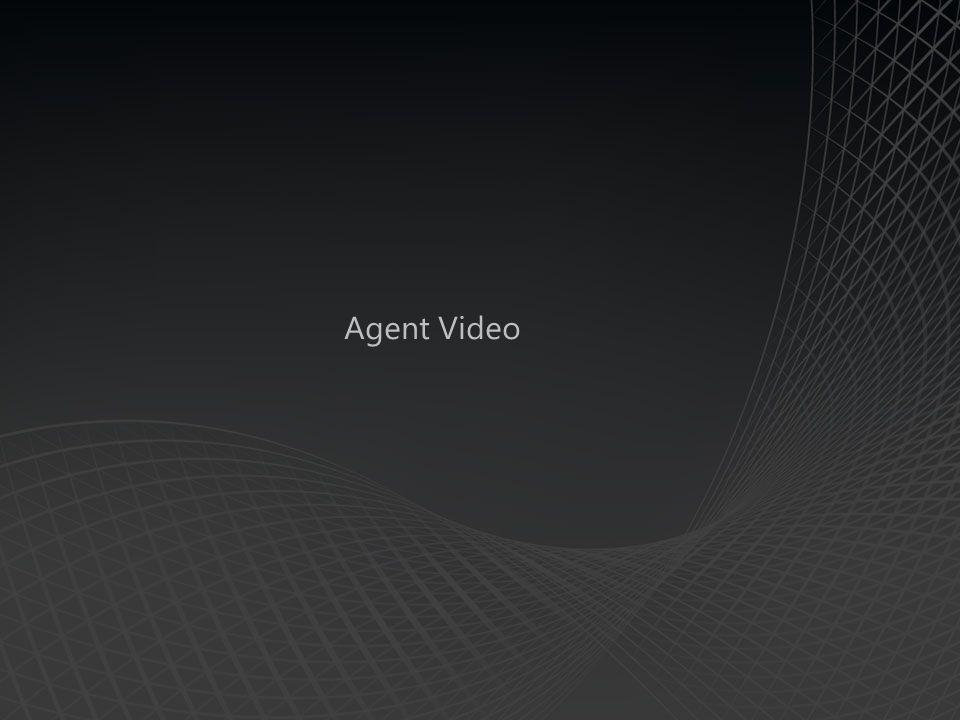 Agent Video
