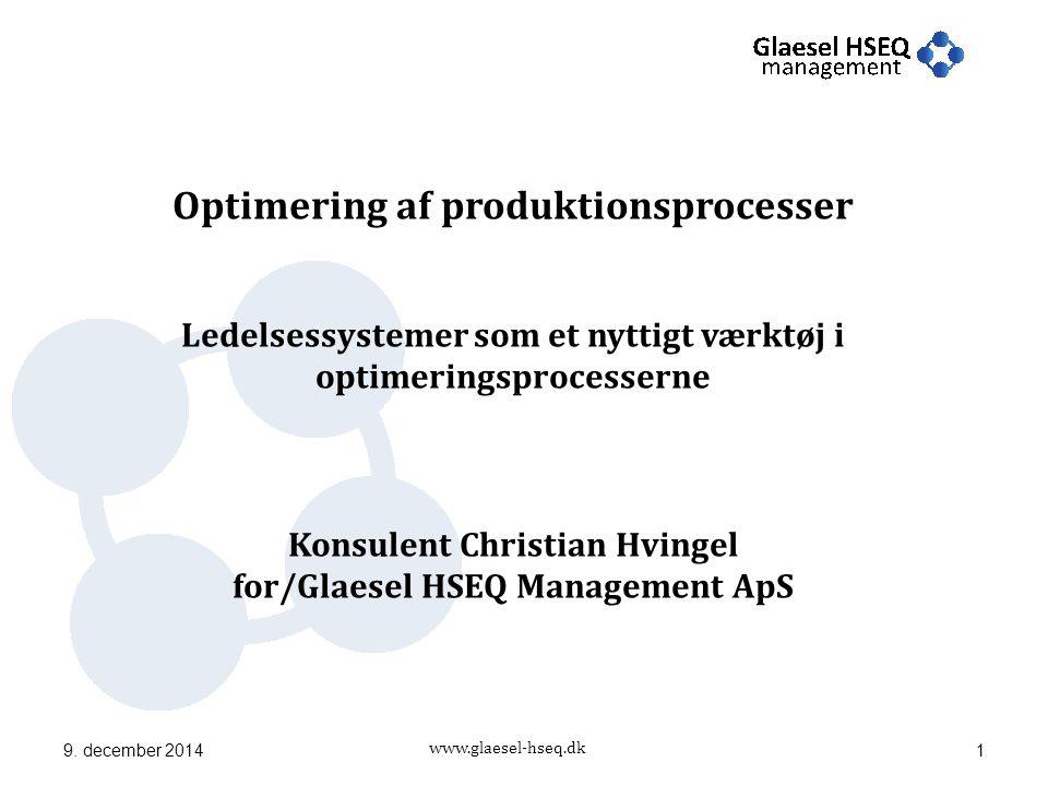 www.glaesel-hseq.dk 9.