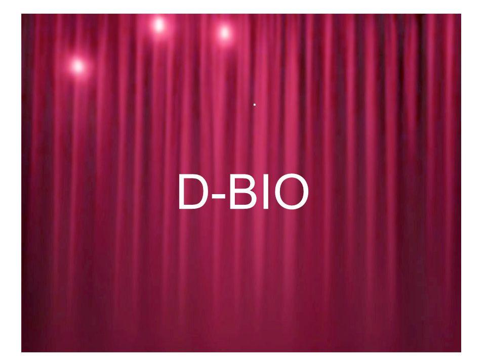 D-BIO.