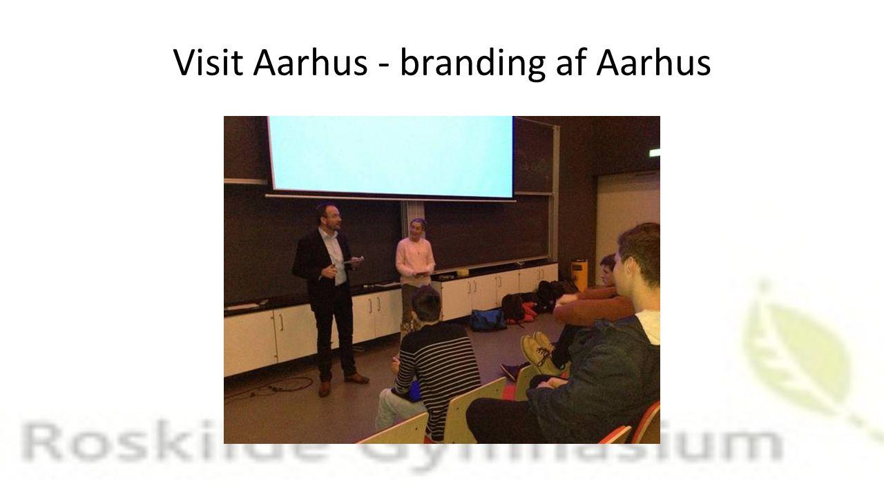 Visit Aarhus - branding af Aarhus