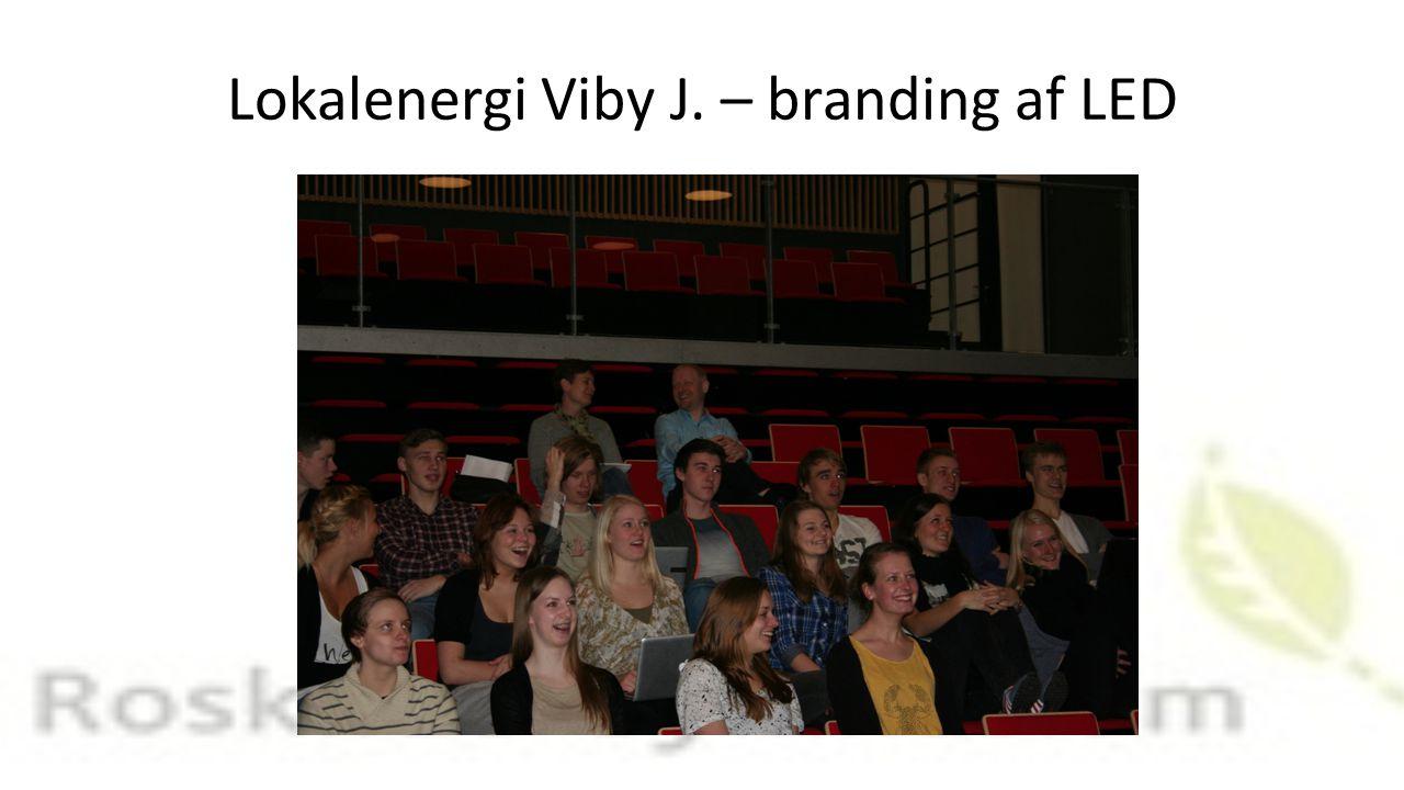 Lokalenergi Viby J. – branding af LED