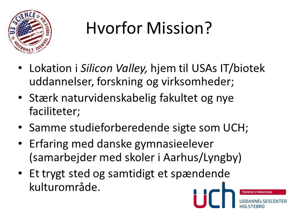 Hvorfor Mission.