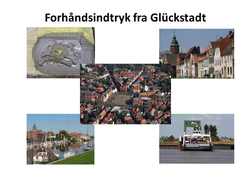Forhåndsindtryk fra Glückstadt