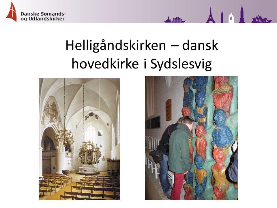 Helligåndskirken – dansk hovedkirke i Sydslesvig