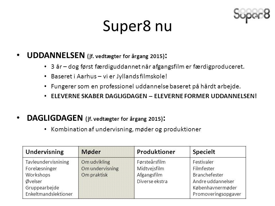 Super8 nu UDDANNELSEN (jf.