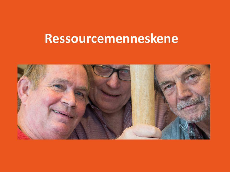 Ressourcemenneskene