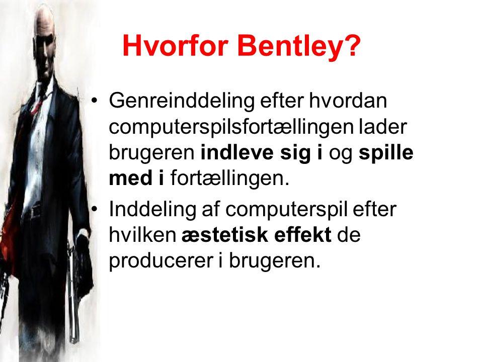 Hvorfor Bentley.