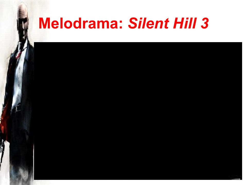 Melodrama: Silent Hill 3