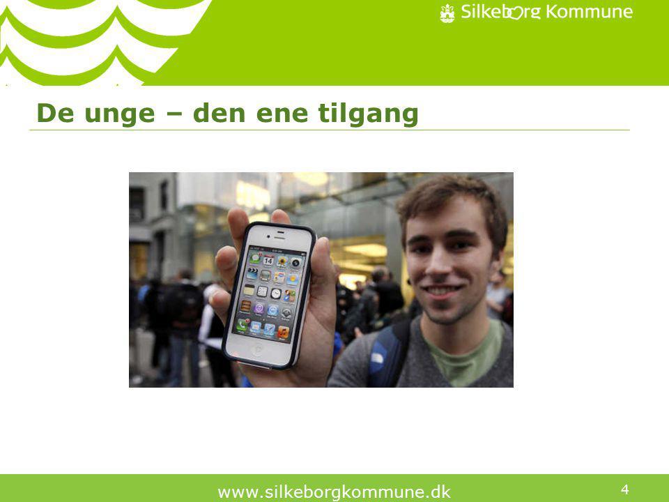 4 www.silkeborgkommune.dk De unge – den ene tilgang