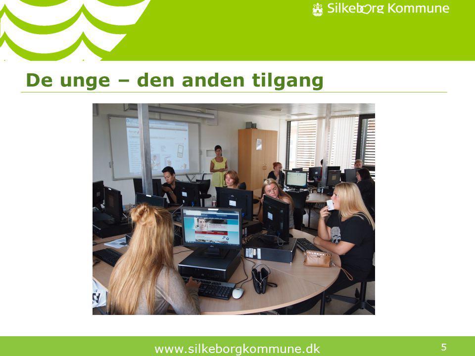 5 www.silkeborgkommune.dk De unge – den anden tilgang