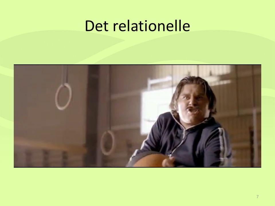 Det relationelle 7