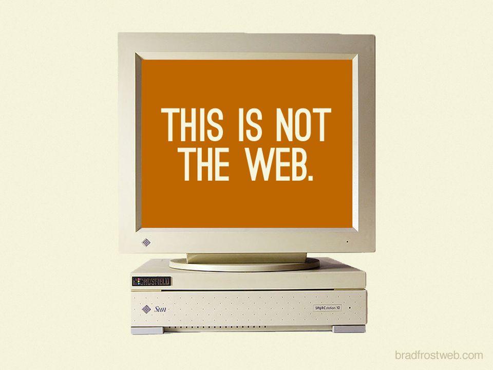 Internettet overalt