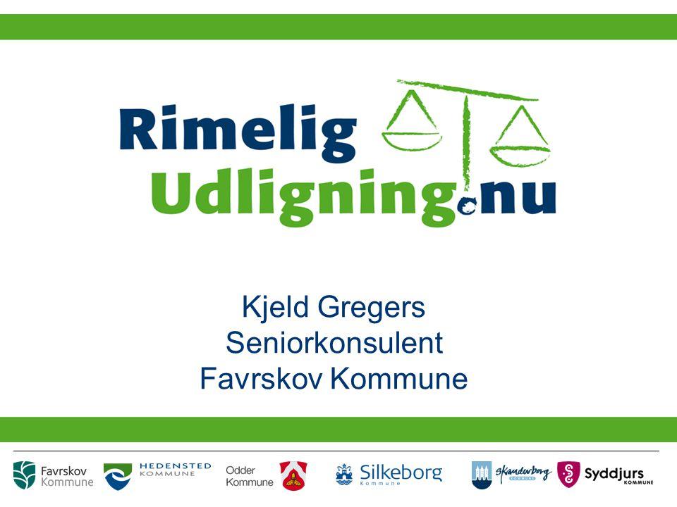 Kjeld Gregers Seniorkonsulent Favrskov Kommune