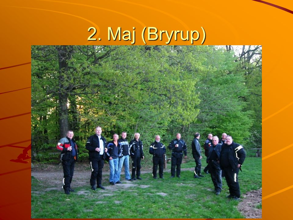 2. Maj (Bryrup)