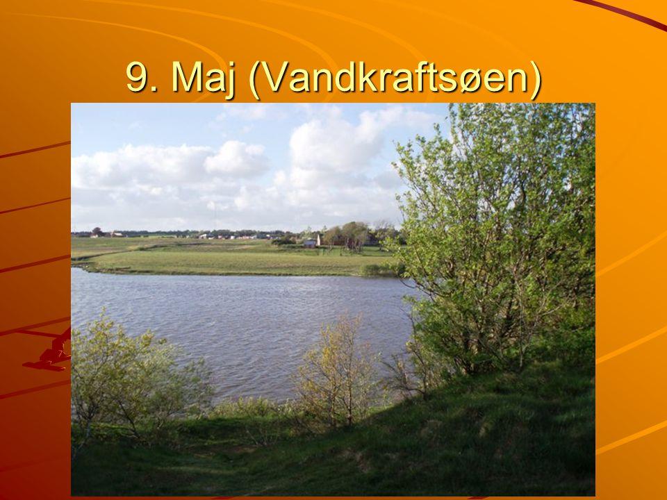 9. Maj (Vandkraftsøen)