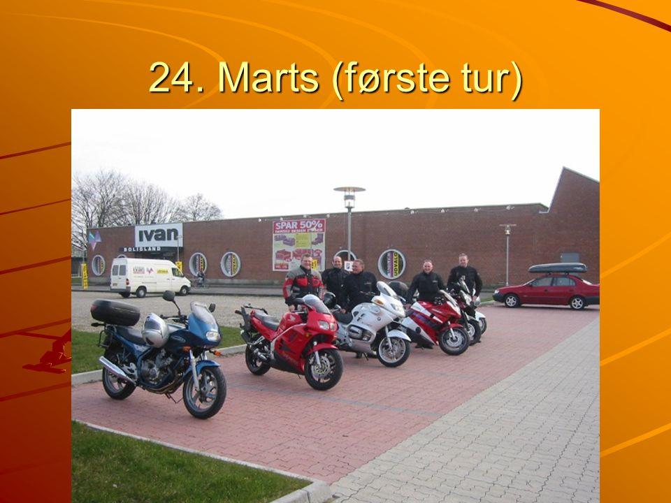 24. Marts (første tur)