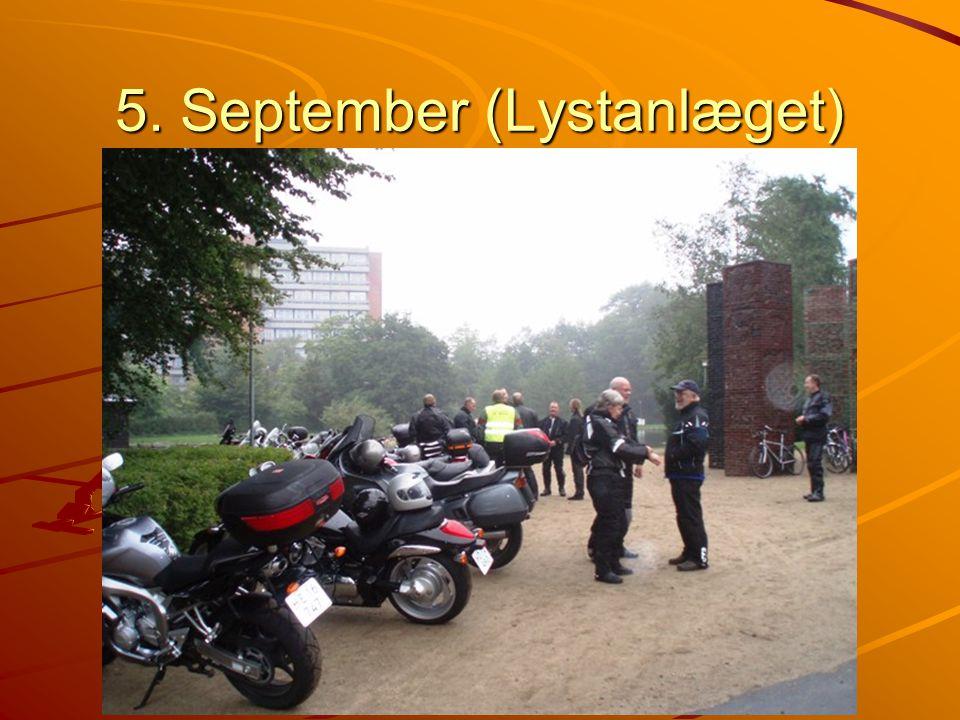 5. September (Lystanlæget)