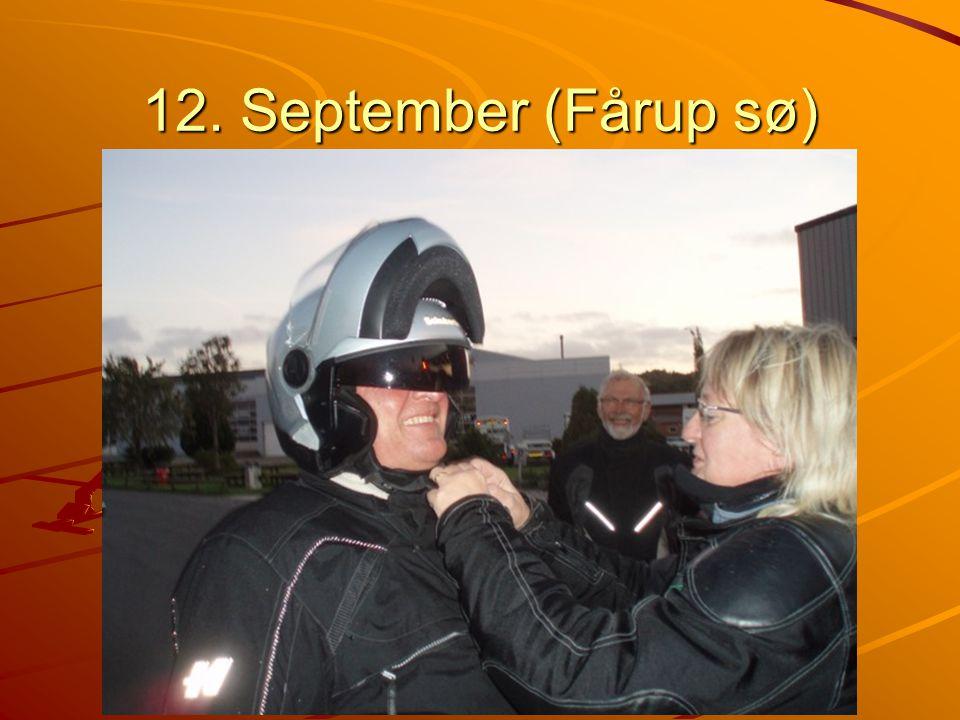 12. September (Fårup sø)