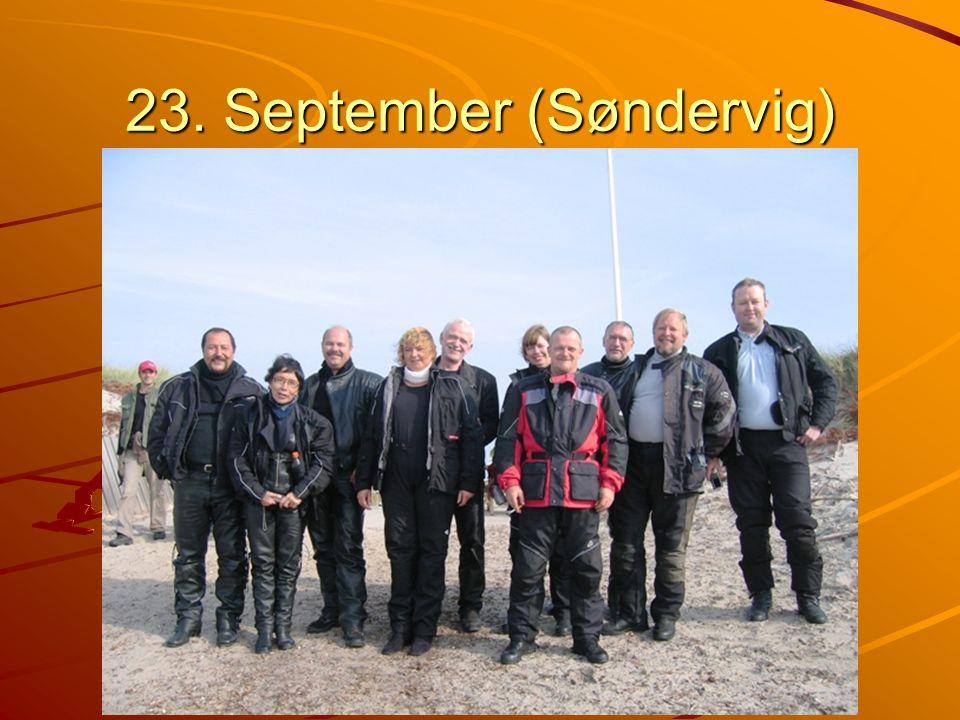 23. September (Søndervig)