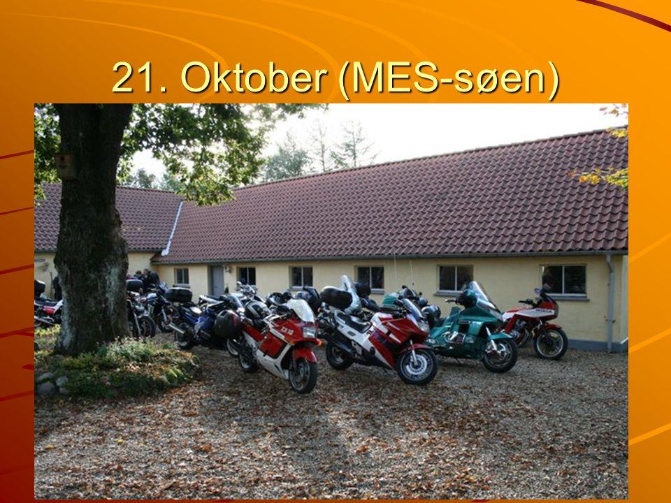 21. Oktober (MES-søen)