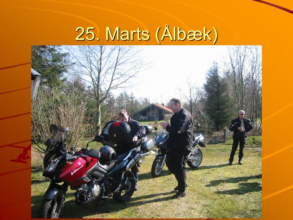 25. Marts (Ålbæk)